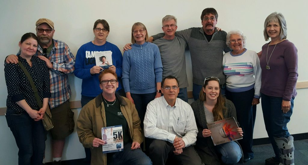 Cluster headache support group in Denver | Clusterbusters